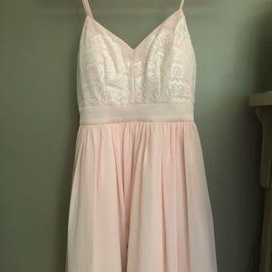 Dresses & Skirts - Pastel Pink Dress
